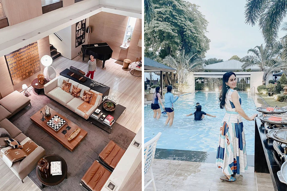 jinkee pacquiao mansion