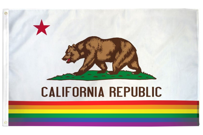 far left california